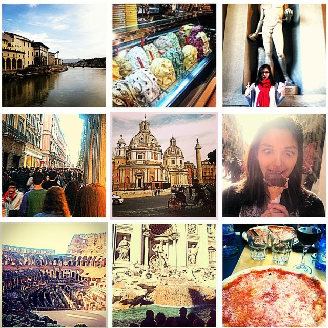 Italian Instagram